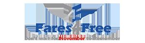 Fares4Free Logo