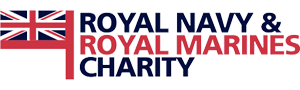 The Royal Navy and Royal Marines Charity Logo